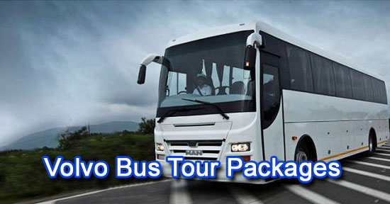 volvo bus tour Package